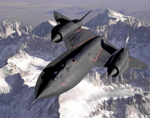 El avion Mas Rapido Del Mundo